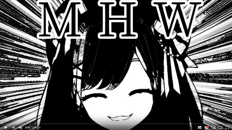【Monster Hunter World】るるVSクシャル&テオ[2019/07/20]