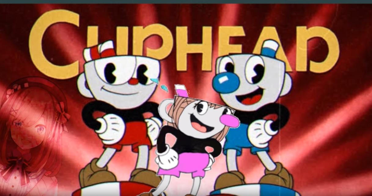 鈴原るるの【Cuphead (カップヘッド)】集まれっ!!みんな大好きカップヘッド♡[2019/07/30]