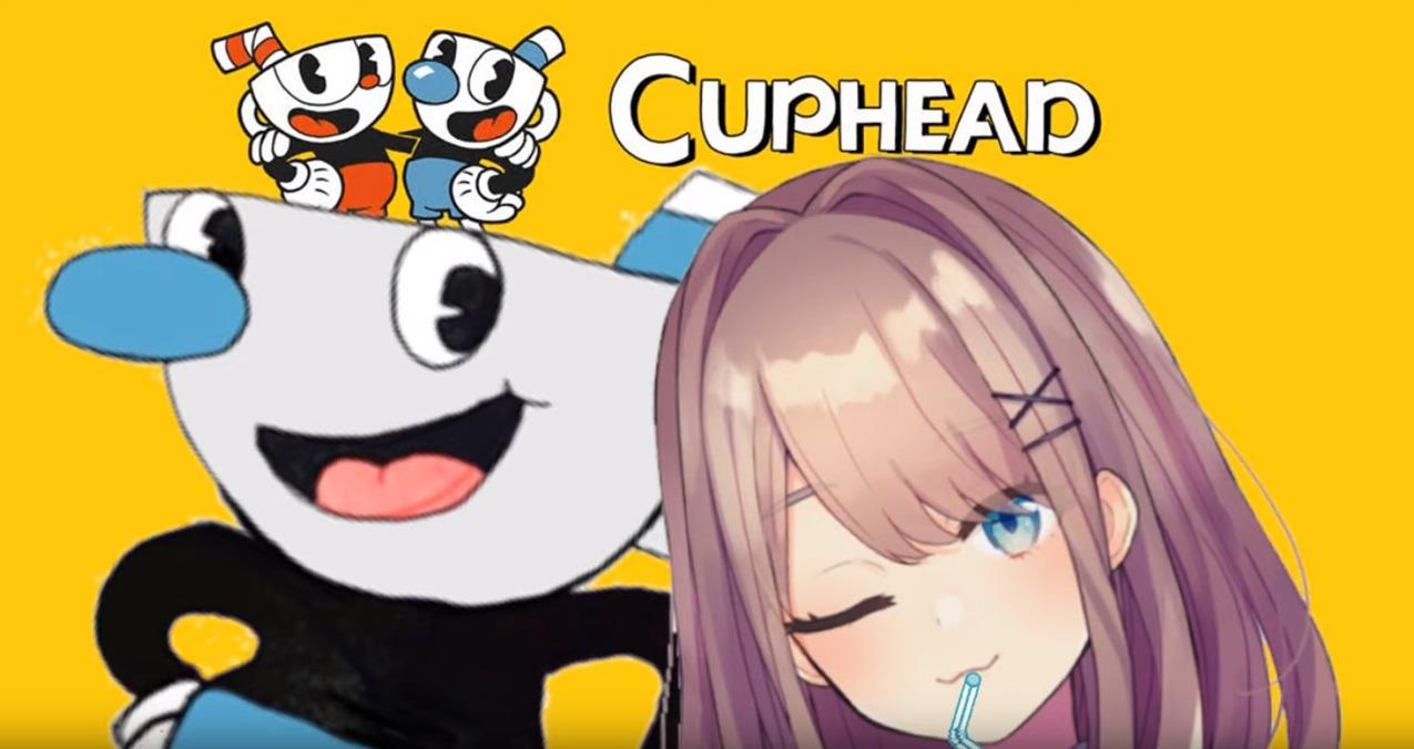 鈴原るるの【Cuphead (カップヘッド)】今日もみんなで楽しくカップヘッド♡[2019/07/31]