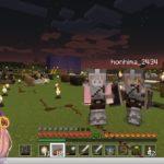 【#ござるコラボ】【Minecraft(マインクラフト)】サバイバル生活5日目ッ!!!ついにエンドラに挑戦なるか…?![2019/11/18]