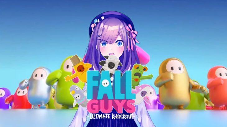 「くらうんんんんんんー!」鈴原るるの【Fall Guys】練習するっするうおッ!!![2020/09/27]